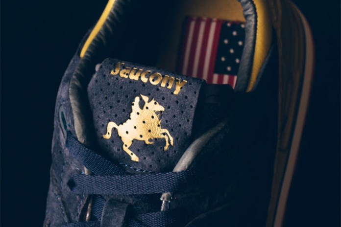 "Sneaker Politics x Saucony Courageous ""The Jackson"" Teaser"