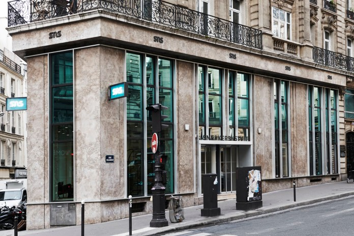 Sneakersnstuff Opens New Store in Paris