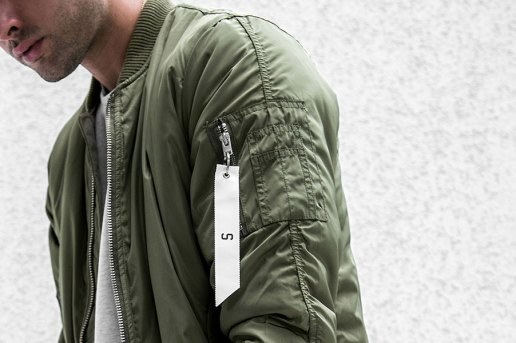 """Stampd 2015 Fall/Winter """"November Style Guide"""" Editorial"""
