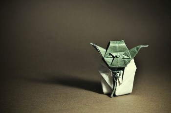 Artist's Latest Origami Project Tackles Roosters, Doberman Pinschers and Yoda