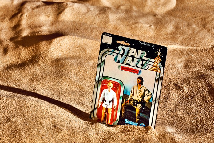 Sotheby's to Auction off NIGO's Rare 'Star Wars' Collectibles
