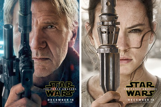 New 'Star Wars: The Force Awakens' Character Posters