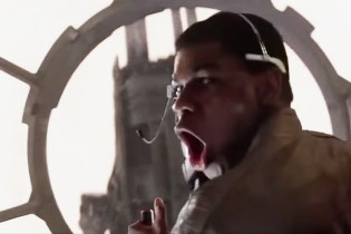 Finn Takes Center Stage in Best 'Star Wars: The Force Awakens' Trailer Yet