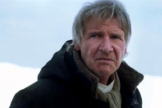 'Star Wars: The Force Awakens' New TV Spot