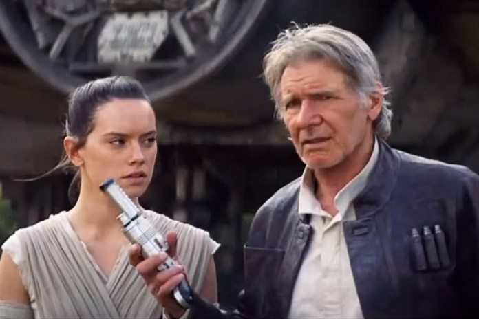 Lucasfilm Releases Yet Another Trailer for 'Star Wars: The Force Awakens'