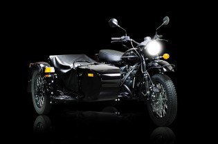 Ural Motorcycles Unveils a Limited Edition 'Star Wars'-Themed Bike With Sidecar