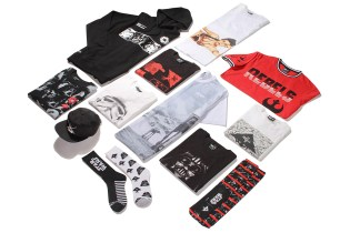"""Star Wars x LRG 2015 Fall/Winter """"The Force Awakens"""" Collection"""