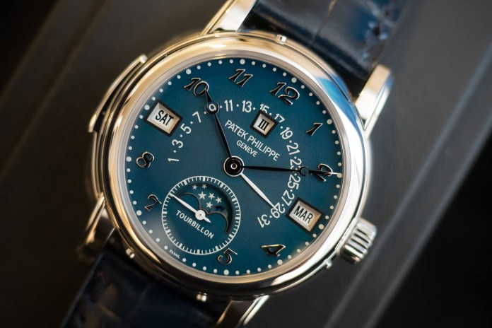 The Steel Patek Philippe 5016A Is the Most Expensive Watch of All Time