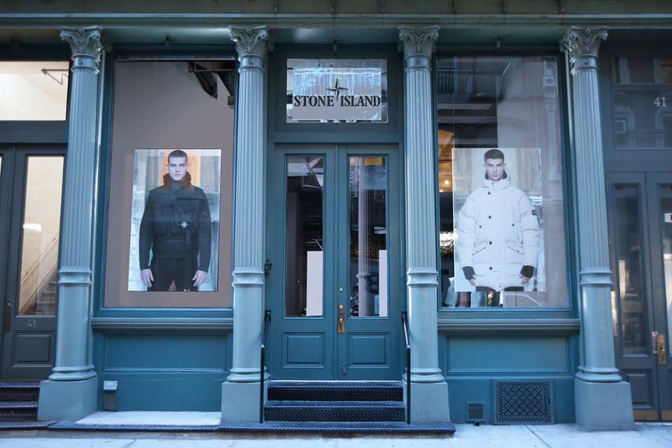 """Stone Island to Transform Its """"Reflective Research"""" Exhibition Into Its First U.S. Flagship"""