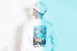 STRAY RATS 2015 Fall/Winter Lookbook