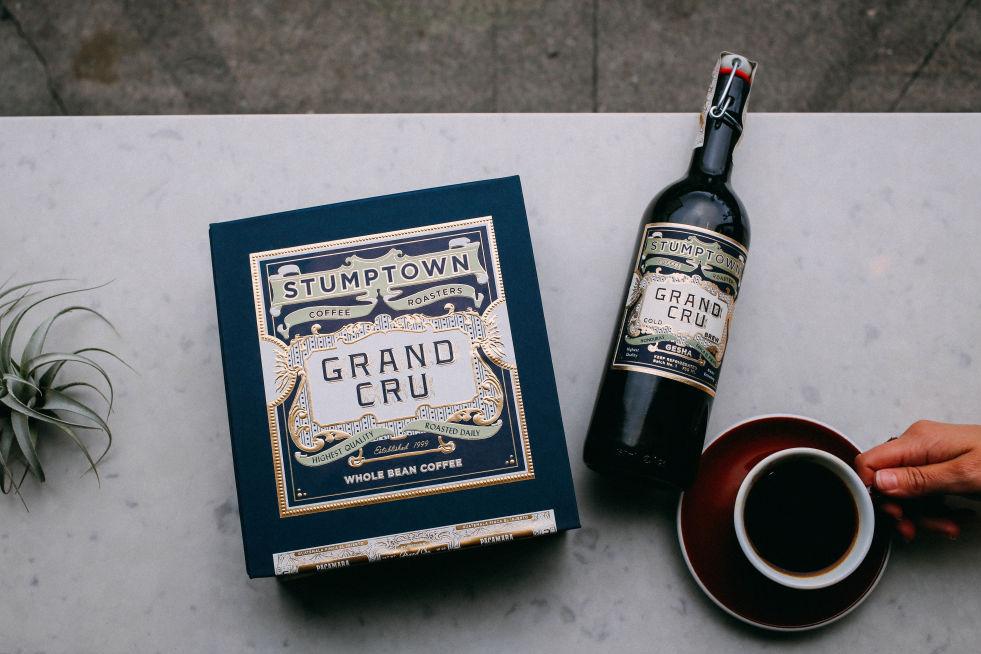 Stumptown Introduces Its First Grand Cru Cold Brew