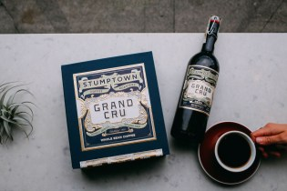 Stumptown Introduces Its First Grand Cru Cold Brew