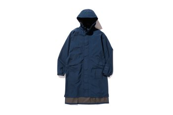 Stussy 2015 Fall/Winter GORE-TEX Paclite Shell Coat