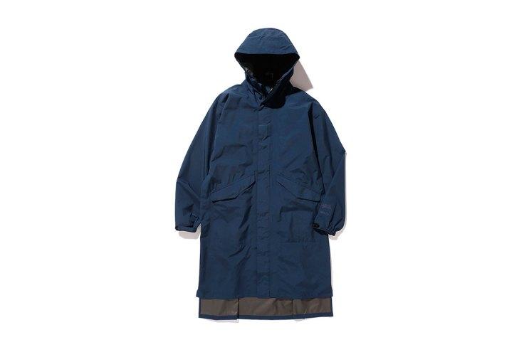 Stussy 2015 Fall/Winter GORE-TEX Paclite Shell Coat
