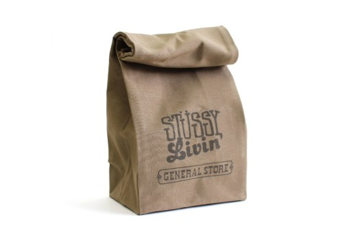 The STUSSY Livin' GENERAL STORE Brown Bag Is This Season's Must-Have Faux Paper Bag