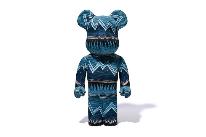 Stussy x Medicom Toy 35th Anniversary Tom Tom Bearbrick