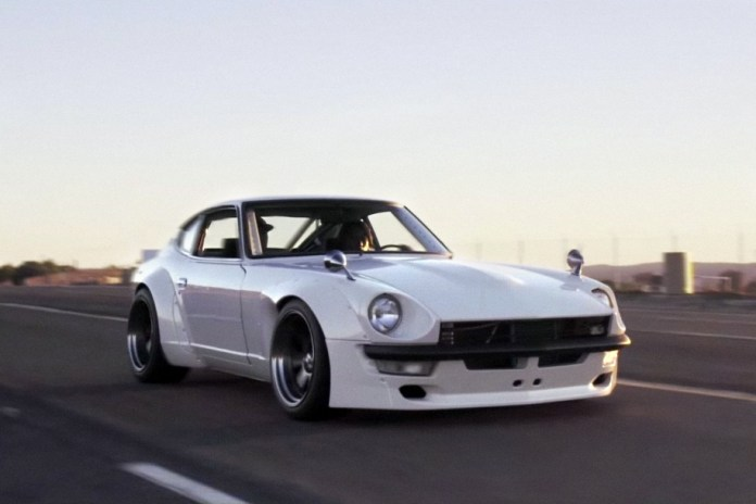 Sung Kang of the 'Fast and Furious' Franchise Shows off His Personal Datsun 240Z