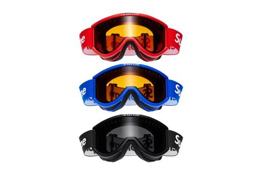 Supreme x Smith Cariboo OTG Ski Goggles