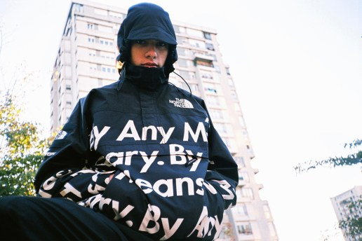 Supreme x The North Face 2015 Fall/Winter Lookbook