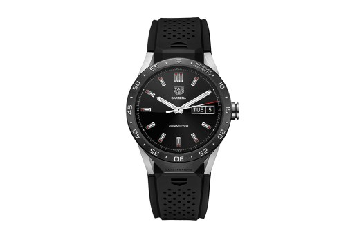 TAG Heuer Unveils Its Android Wear Luxury Smartwatch