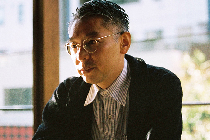 Takahiro Kinoshita Discusses the Rejuvenation of an Iconic Japanese Fashion Magazine