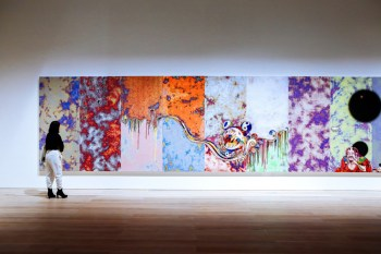 A Look at Takashi Murakami's Newest Exhibitions in Tokyo