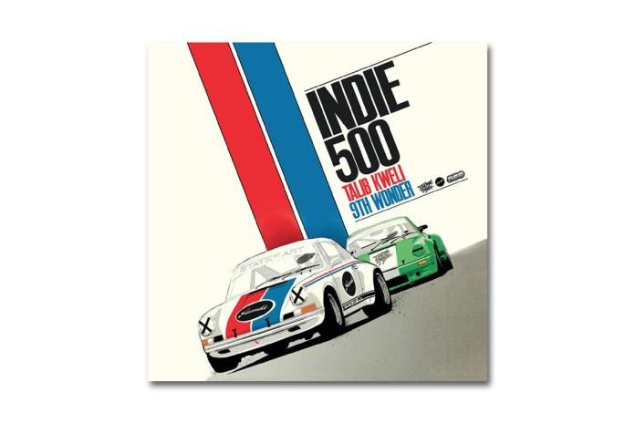 Talib Kweli & 9th Wonder - Indie 500 (Album Stream)