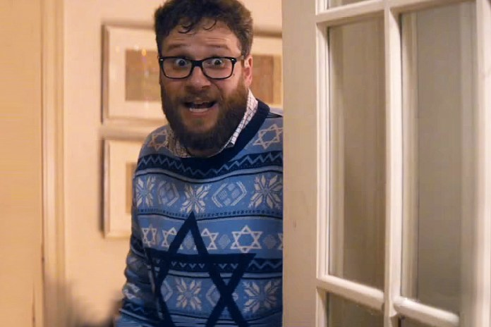 'The Night Before' Official Trailer #2 Starring Seth Rogen & Joseph Gordon-Levitt