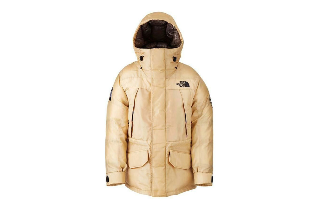 The North Face Uses Synthetic Spider Silk for Its Moon Parka