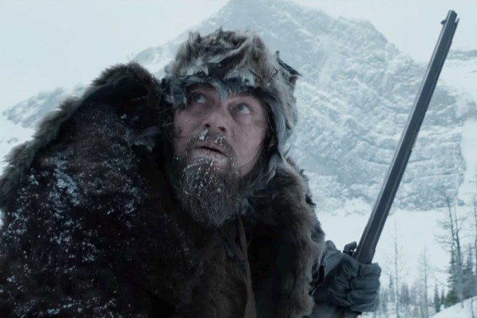 Leonardo DiCaprio Fights a Bear in New 'The Revenant' Trailer