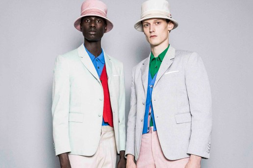 Thom Browne 2016 Spring/Summer Lookbook