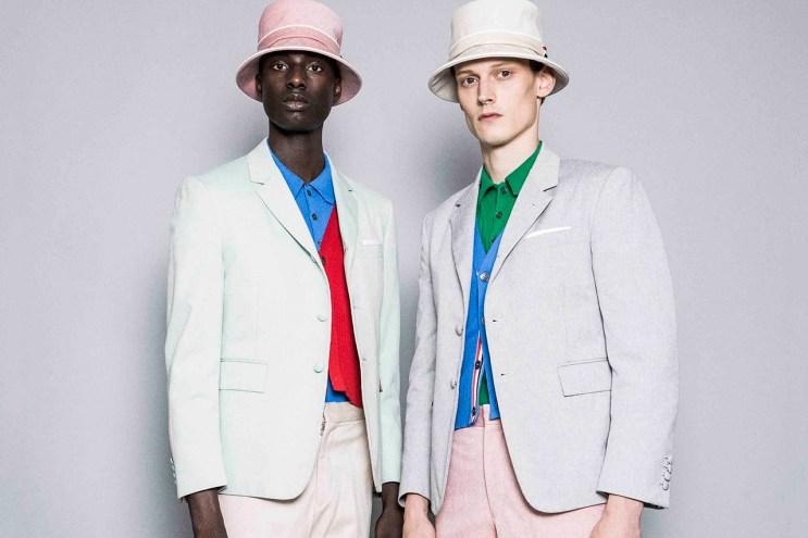 Thom Browne 2016 Spring/Summer Lookbook
