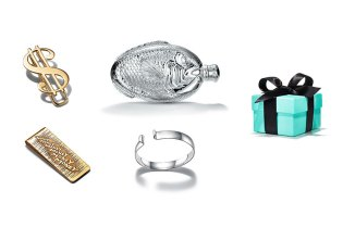 """Tiffany & Co. x Dover Street Market """"Out of Retirement"""" Collection"""