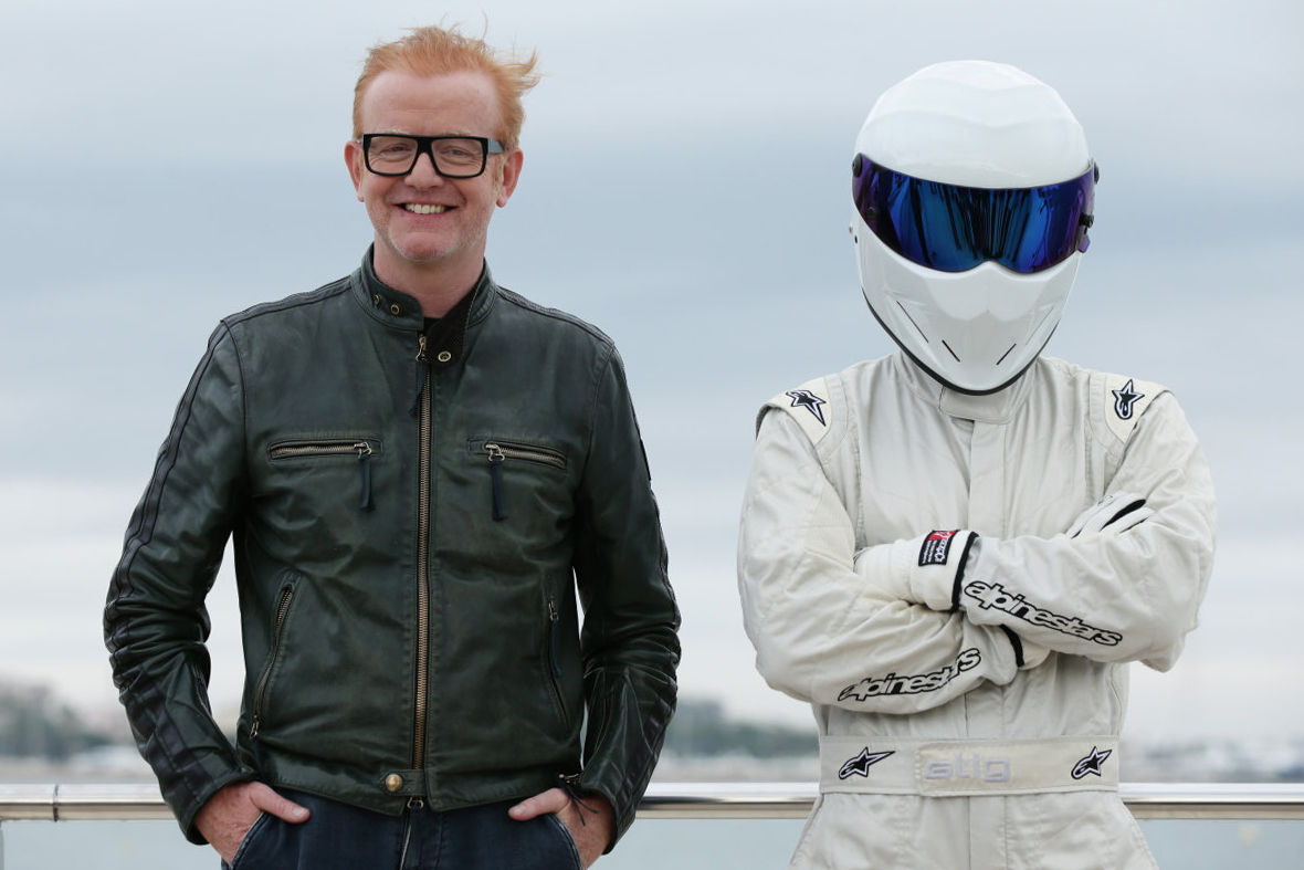'Top Gear' UK's New Presenter Chris Evans Confirms May 2016 Launch