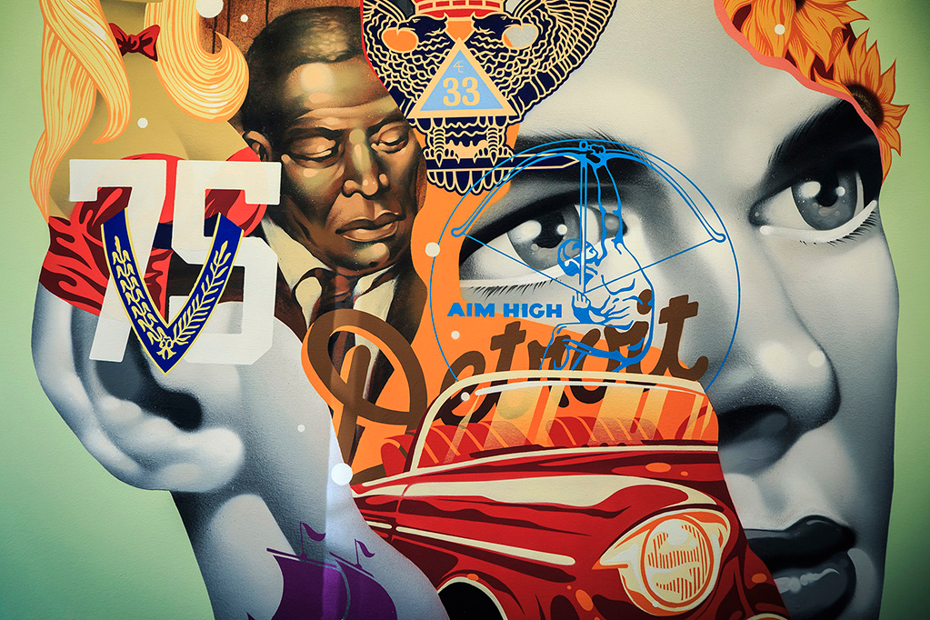 """Tristan Eaton """"Legacy"""" @ Subliminal Projects Gallery"""