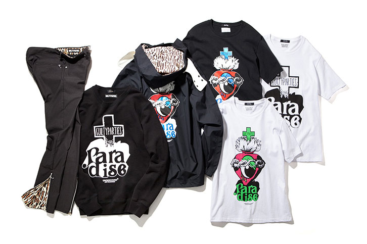 UNDERCOVER x WACKO MARIA Capsule Collection