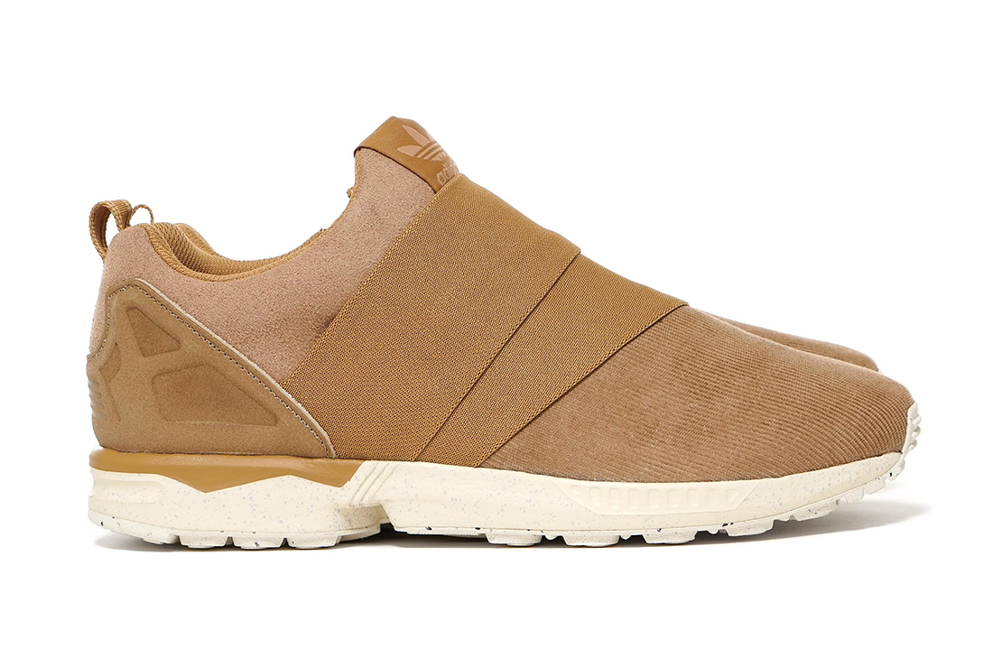 UNITED ARROWS & SONS x adidas Originals ZX Flux Slip On
