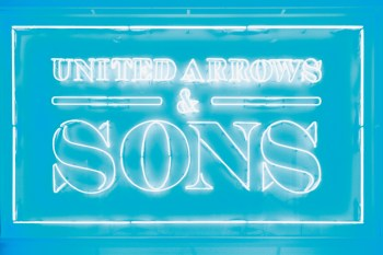 UNITED ARROWS & SONS Introduces 'SONS Magazine'