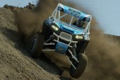 Watch This Explosive ATV Buggy Tear up a Demanding Off-Road Circuit