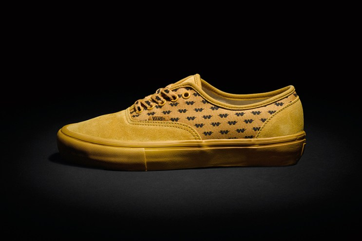"WTAPS x Vans Syndicate Authentic ""S"""