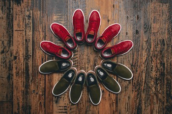 "Wish ATL x Vault by Vans ""Fine Wine & Olives"" Pack"