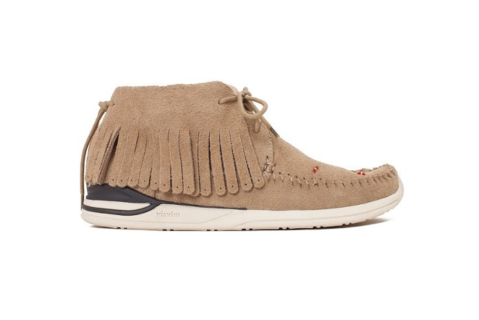 The visvim FBT SHAMAN-FOLK Returns as an International Exclusive