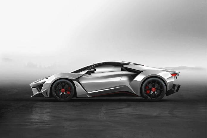 W Motors Fenyr SuperSport Revealed With a Top Speed of 250MPH