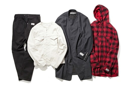WACKO MARIA x nonnative 2015 Fall/Winter Collection
