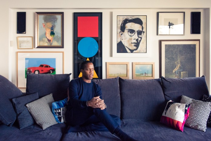 WANT Les Essentials' Byron Peart Gives a Peek Into His Fashionable Home
