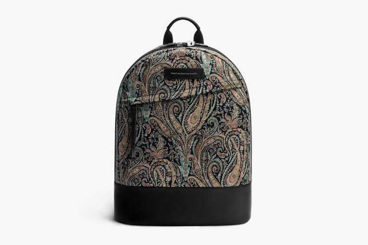 WANT Les Essentiels de la Vie x Liberty of London 2015 Capsule Collection