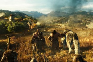 The 'Warcraft' Teaser Trailer Starring Ben Foster and Travis Fimmel Is Here