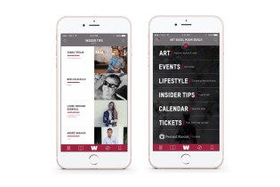 The Whitewaller App Will Take You Through Art Basel Miami in a Breeze