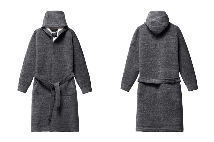 wings + horns 2015 Fall/Winter Cabin Fleece Robe & Blanket Collection