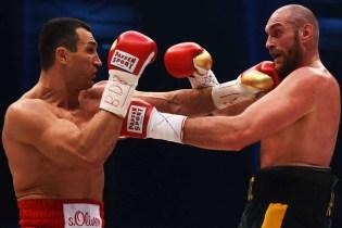 Tyson Fury Ends Wladimir Klitschko's 9-Year Reign as the Heavyweight Champion